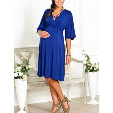 Как да изберем официална рокля за бременни